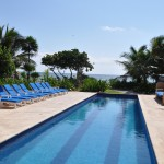 Riviera Maya Beach Villa Pool